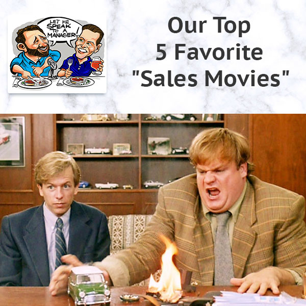 """Our Top 5 Favorite """"Sales Movies"""""""