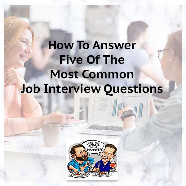 LMSM 50 | Job Interview Questions