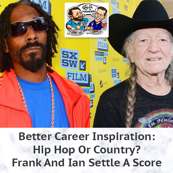 Better Career Inspiration: Hip Hop Or Country? Frank And Ian Settle A Score