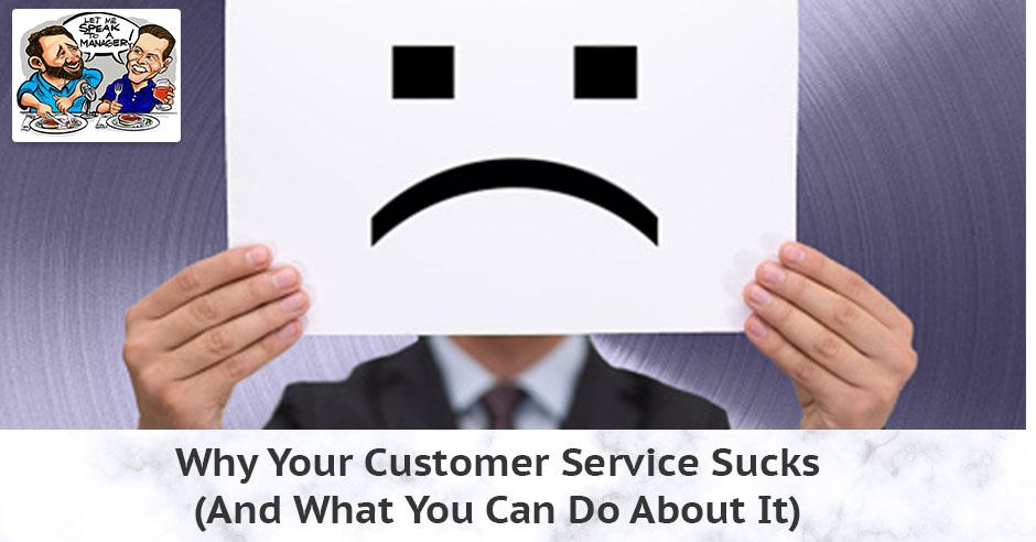 LMSM 45 | Customer Service