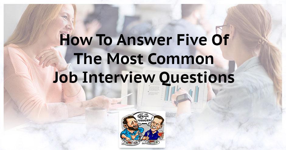 LMSM 50   Job Interview Questions
